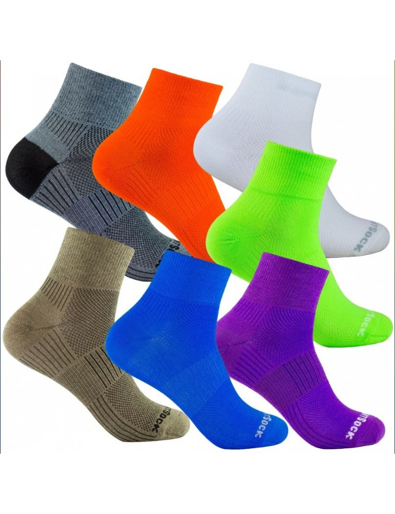 chaussettes Wrightsock - Coolmesher II - Quarter