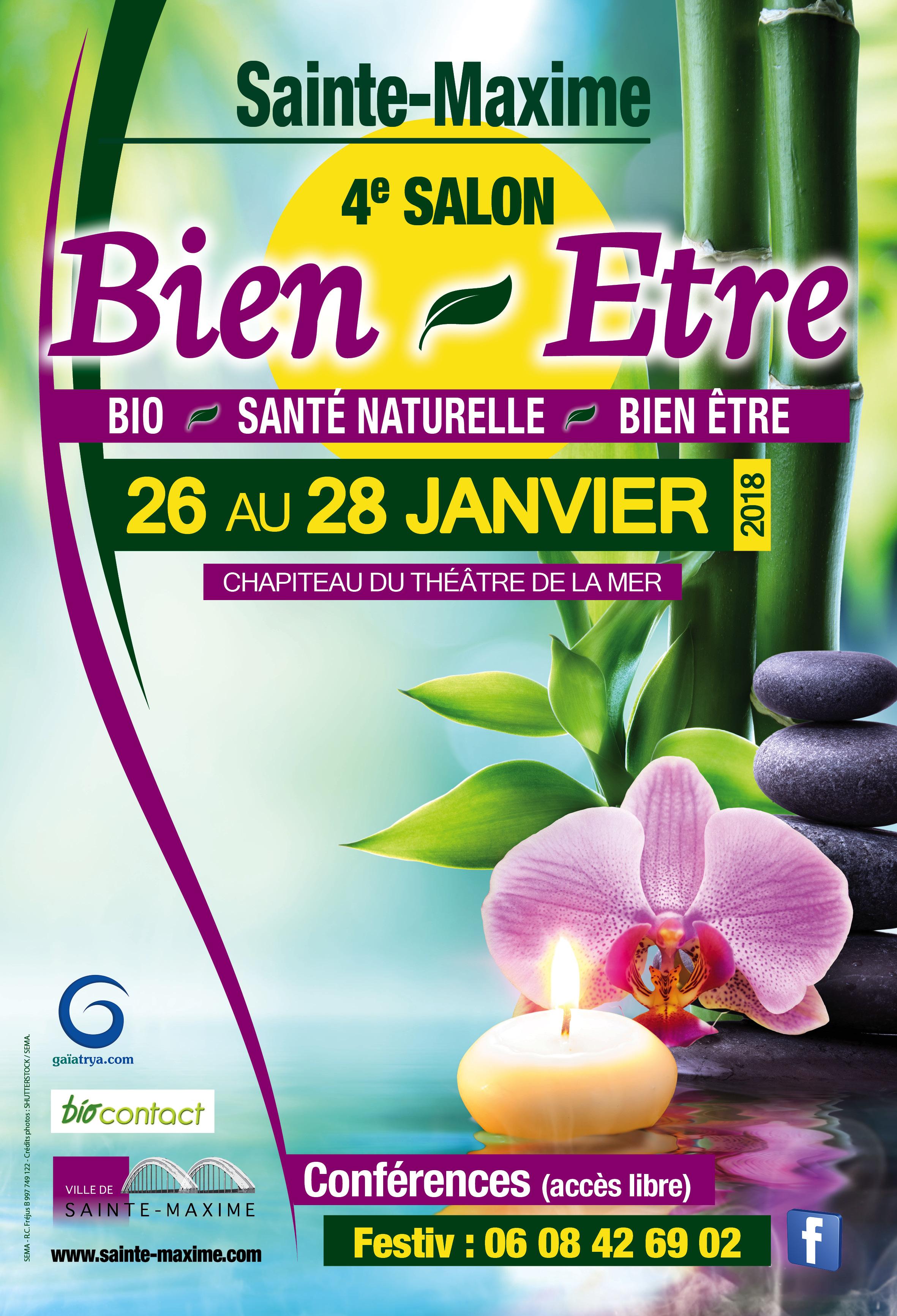 salon du bien-etre de Sainte-Maxime
