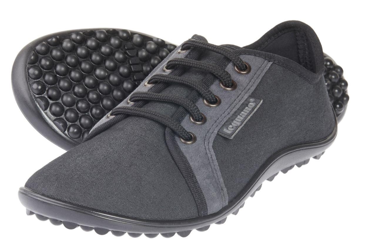 chaussure barefoot minimalistes leguano denim graphit