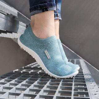 Nouveau coloris pour le modèle #leguano #scio ! #mint !⠀ Toujours aussi flexible ! Toujours autant seconde peau ! Facile à enfiler, sans lacets. fabriqué en Allemagne.⠀ ⠀ #chaussurespiedsnus #madeingermany #chaussuresminimalistes #podologie #reflexologie #kine #chaussuresconfort #halluxvalgus #chaussuresconfort #chaussuressouples